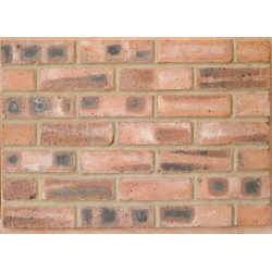 Caradale Scotch Common 73mm Pressed Red Light Texture Brick