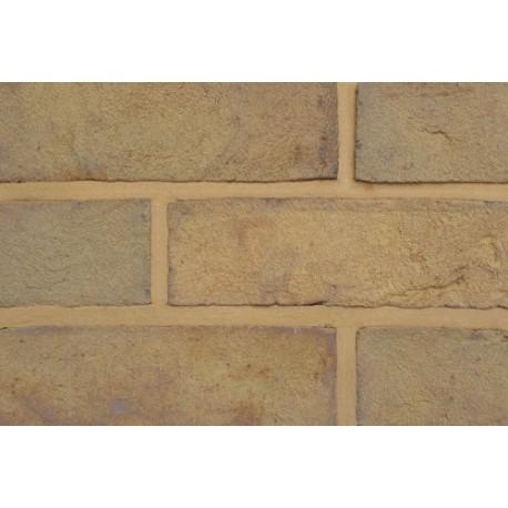 Coleford Brick & Tile Coleford Yellow 65mm Handmade Stock Buff Light Texture Clay Brick