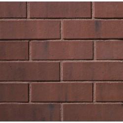 Carlton Brick Burnden Weathered 73mm Wirecut Extruded Red Smooth Clay Brick