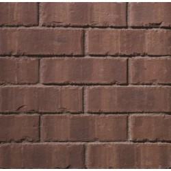 Carlton Brick Burnden Weathered Reverse 73mm Wirecut Extruded Red Light Texture Clay Brick