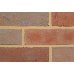 Coleford Brick & Tile Wessex Mixture 65mm Handmade Stock Red Light Texture Clay Brick