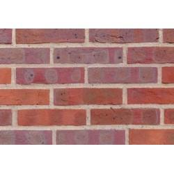 H G Matthews Chesham Multi 50mm Handmade Stock Red Light Texture Clay Brick