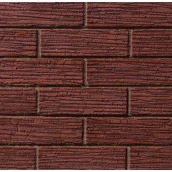 Carlton Brick Crigglestone Red 65mm Wirecut Extruded Red Light Texture Clay Brick