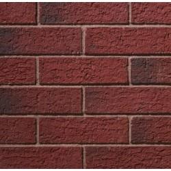 Carlton Brick Crimson Dark Multi 65mm Wirecut Extruded Red Light Texture Clay Brick