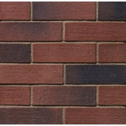 Carlton Brick Eskdale Multi 65mm Wirecut Extruded Red Light Texture Clay Brick