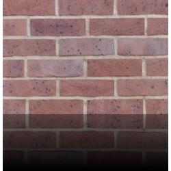 H G Matthews Grey Brown 50mm Handmade Stock Brown Light Texture Clay Brick