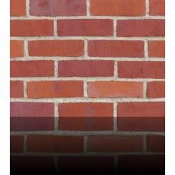 H G Matthews Resort Light 65mm Handmade Stock Red Light Texture Clay Brick