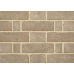 Charnwood Forest Brick Abbey Grey 65mm Handmade Stock Grey Light Texture Clay Brick