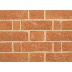 Charnwood Forest Brick Ashby Red 65mm Handmade Stock Red Light Texture Clay Brick