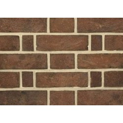 Charnwood Forest Brick Coarse Textured Renovation Blend 65mm Handmade Stock Red Light Texture Clay Brick