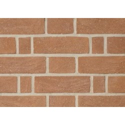 Charnwood Forest Brick Coral Red 65mm Handmade Stock Red Light Texture Clay Brick