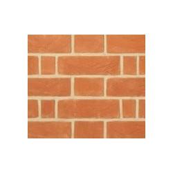 Charnwood Forest Brick Farnham Red 67mm Handmade Stock Red Light Texture Clay Brick