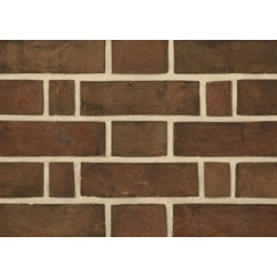 Charnwood Forest Brick Fine Textured Renovation Blend 65mm Handmade Stock Red Light Texture Clay Brick