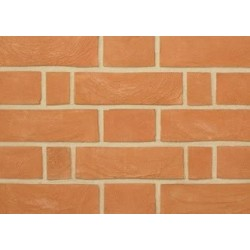 Charnwood Forest Brick Hampshire Red 65mm Handmade Stock Red Light Texture Clay Brick