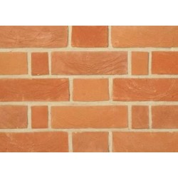 Charnwood Forest Brick Henley Red Blend 65mm Handmade Stock Red Light Texture Clay Brick