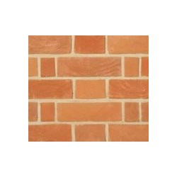 Charnwood Forest Brick Henley Red Blend 67mm Handmade Stock Red Light Texture Clay Brick