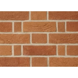 Charnwood Forest Brick Henley Ruftec 65mm Handmade Stock Red Light Texture Clay Brick
