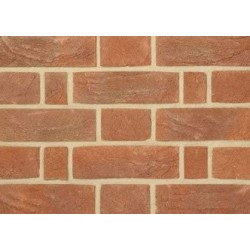 Charnwood Forest Brick Multi Brindle 65mm Handmade Stock Red Light Texture Clay Brick