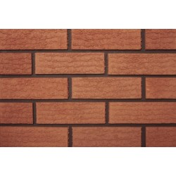Kingscourt Clay Products Belfast Red 65mm Wirecut Extruded Red Heavy Texture Clay Brick