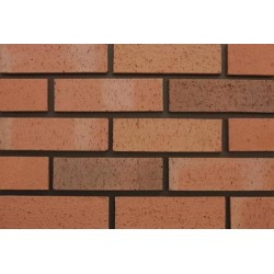 Kingscourt Clay Products Danesfort 65mm Wirecut Extruded Red Light Texture Clay Brick