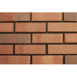 Kingscourt Clay Products Earlsfort Multi 65mm Wirecut Extruded Red Light Texture Clay Brick