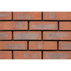 Kingscourt Clay Products Kenilworth 65mm Wirecut Extruded Red Light Texture Brick