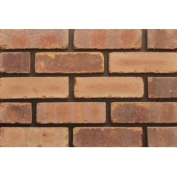 Kingscourt Clay Products Kernow 65mm Wirecut Extruded Red Light Texture Brick