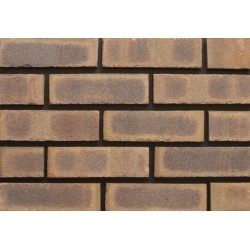 Kingscourt Clay Products Oatfield 65mm Wirecut Extruded Red Light Texture Brick