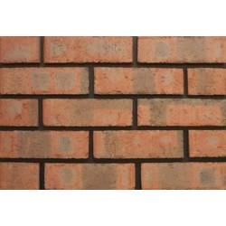 Kingscourt Clay Products Old Forge 65mm Wirecut Extruded Red Light Texture Brick