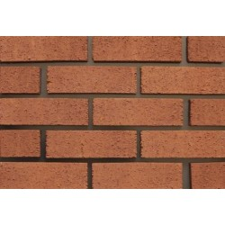 Kingscourt Clay Products Red Rustic 65mm Wirecut Extruded Red Light Texture Brick