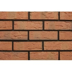 Kingscourt Clay Products Rosewood 65mm Wirecut Extruded Red Light Texture Brick