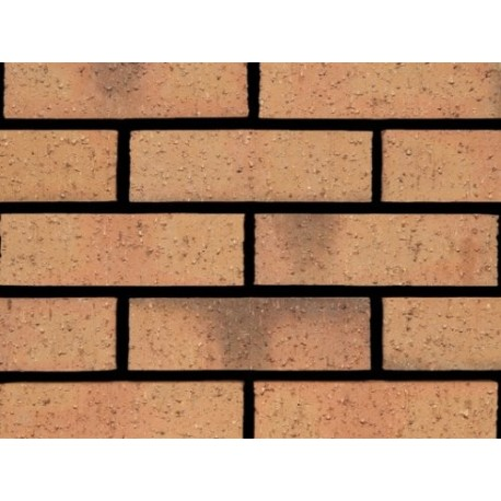 Ibstock Argyll Russet Multi 65mm Wirecut Extruded Buff Light Texture Brick