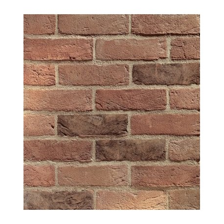 Wienerberger Heritage Olde English Mixture (New) 65mm Machine Made Stock Red Light Texture Clay Brick