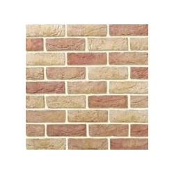 Crest Andover Multi Buff 50mm Machine Made Stock Buff Light Texture Brick