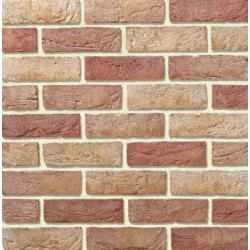 Crest Andover Multi Buff 65mm Machine Made Stock Red Light Texture Clay Brick