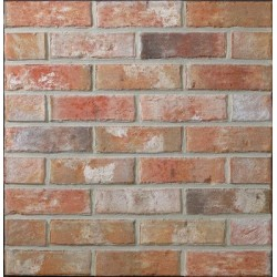 Crest Anglian Blend 73mm Wirecut Extruded Red Light Texture Clay Brick
