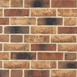 Crest Baroque 65mm Wirecut Extruded Red Light Texture Clay Brick