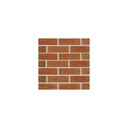 Crest Belmont Light Red Multi 65mm Wirecut  Extruded Red Light Texture Clay Brick
