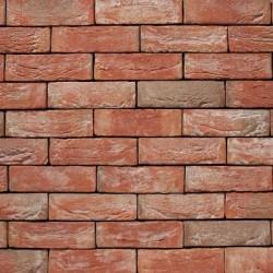 Crest Berkshire Blend 65mm Machine Made Stock Red Light Texture Clay Brick