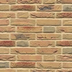 Crest Burwell Yellow 50mm Machine Made Stock Buff Light Texture Clay Brick