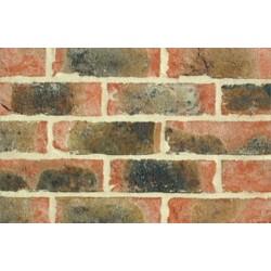 Hoskins Brick Amberley 65mm Machine Made Stock Red Light Texture Brick