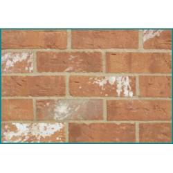 Hoskins Brick Barn Mix 65mm Wirecut  Extruded Red Light Texture Brick