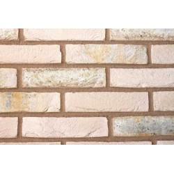 Hoskins Brick Bento 50mm Machine Made Stock Buff Light Texture Clay Brick