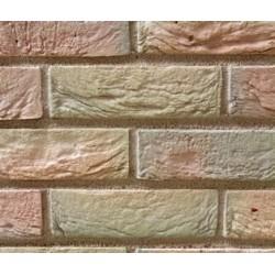 Hoskins Brick Benwick Blend 65mm Machine Made Stock Buff Heavy Texture Clay Brick