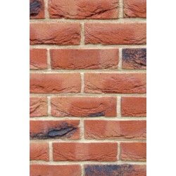 Hoskins Brick Blenheim 50mm Machine Made Stock Red Light Texture Clay Brick