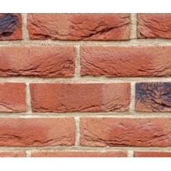 Hoskins Brick Blenheim Red Multi 65mm Machine Made Stock Red Light Texture Clay Brick