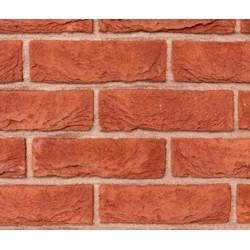 Hoskins Brick Boston 50mm Machine Made Stock Red Light Texture Clay Brick