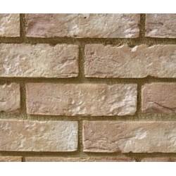Hoskins Brick Cambridge Cream Mixture 65mm Machine Made Stock Buff Light Texture Brick