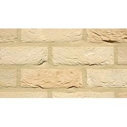 Hoskins Brick Cantley Mixture 50mm Machine Made Stock Buff Light Texture Clay Brick