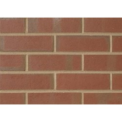 Blockleys Hadley Brindle Smooth 73mm Wirecut  Extruded Red Smooth Clay Brick